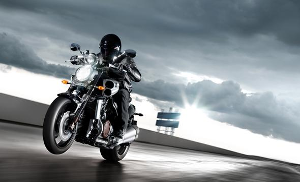 New VMAX: Power and Adrenalin