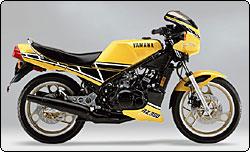 Yamaha motorocycle history for Yamaha 350cc motorcycles