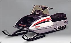 Yamaha Snowmobile Racing History
