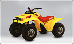 quad yamaha 60cc