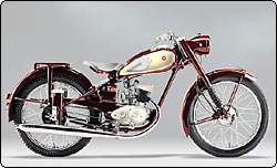 Yamaha Motorocycle History