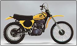 1975_yz250 yamaha motorocycle history 1977 Yamaha YZ 80 at reclaimingppi.co