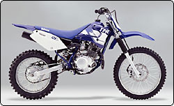 Yamaha Motorocycle History on
