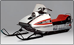 Vintage snowmobiles for sale in