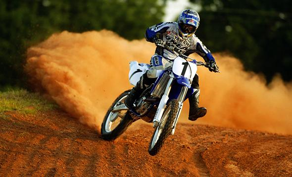 YZ450F: Simply the strongest